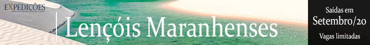 Expedição Lençóis Maranhenses 2020
