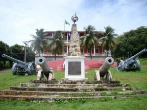 Palácio São Miguel - Vila dos Remédios