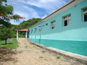 Hospital em Fernando de Noronha