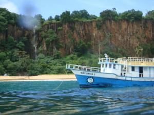 Passeio de Barco - Praia do Sancho