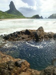 Jacuzi Natural na Praia do Cachorro