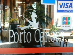 Foz do Iguaçu - Restaurante Porto Canoas