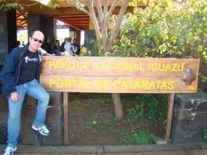 Argentina - Parque Nacional Iguazú