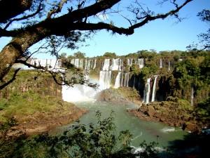 Arco-Íris nas Cataratas Argentinas
