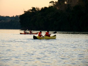 Foz do Iguaçu - Passeios de Duck no Rio