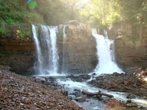 Foz do Iguaçu - Cachoeira de São João