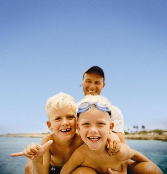 Aruba: perfeita para as crianças