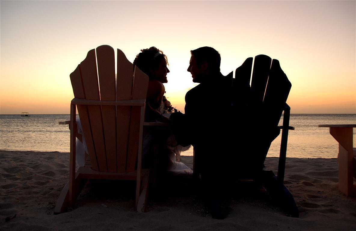 Romantismo ao Pôr-do-sol