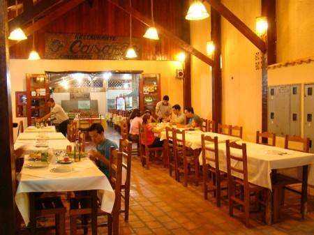 Restaurante O Casarão, Bonito - MS