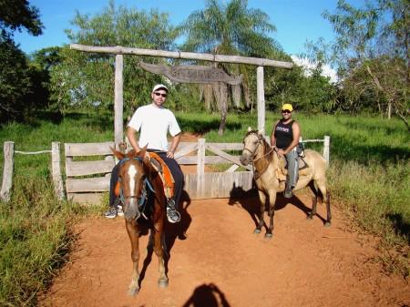 Cavalgada até o Reino Selvagem na Cacimba de Pedra, Miranda - MS