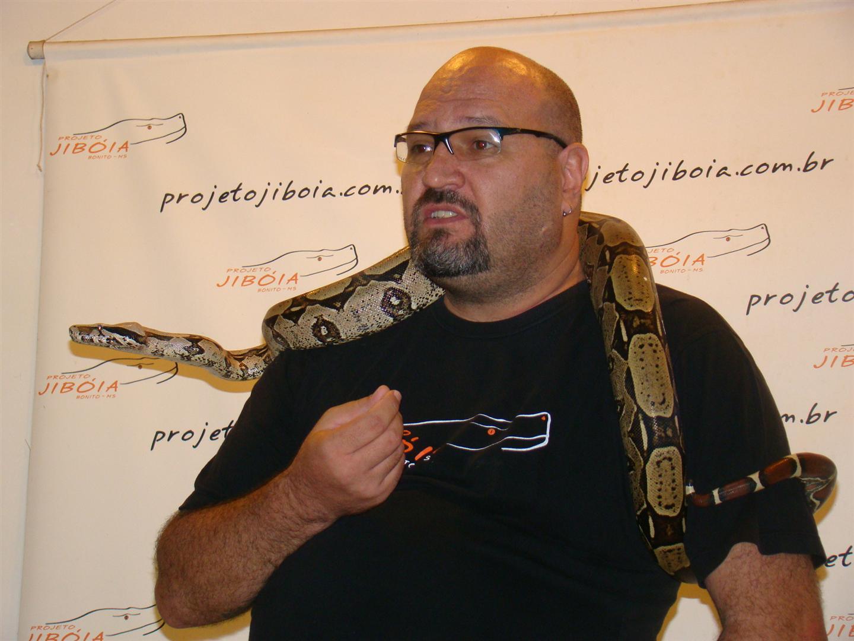 Henrique Naufal do Projeto Jiboia, Bonito - MS
