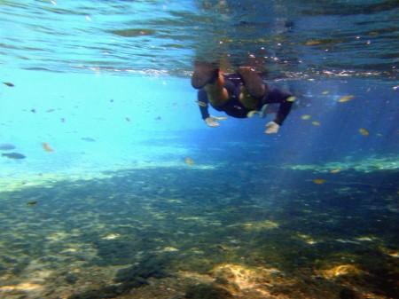 Flutuação no Rio da Prata, Jardim - MS
