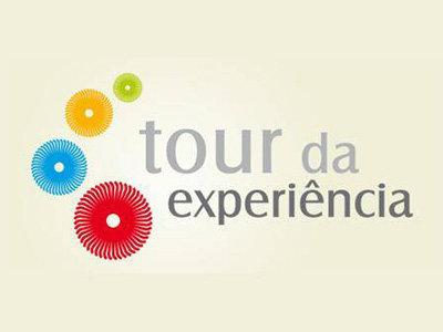 Logo do Tour da Experiência