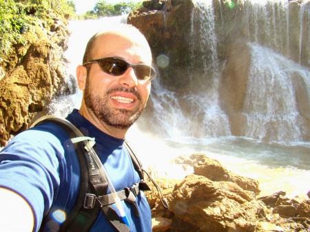 Cachoeira do Amor no Parque das Cachoeiras, Bonito - MS