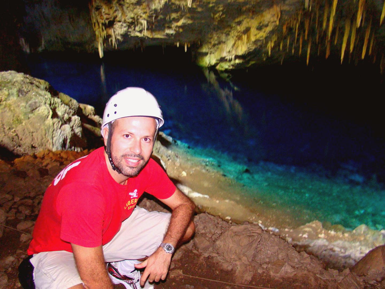 Gruta do Lago Azul, Bonito - MS