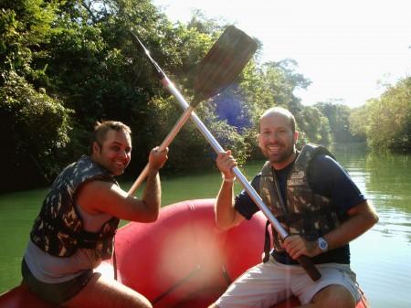 Passeio no Rio Formoso com o Bote Karajá, Bonito - MS