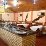 Restaurante O Casarão - Rodízio de Peixes e Jacaré - Bonito