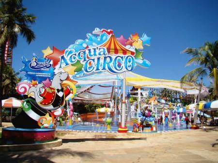 Acqua Circo - Nova atração no Beach Park