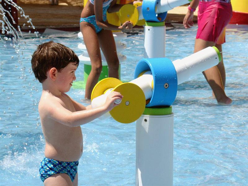 Acqua Circo, a nova atração do Beach Park