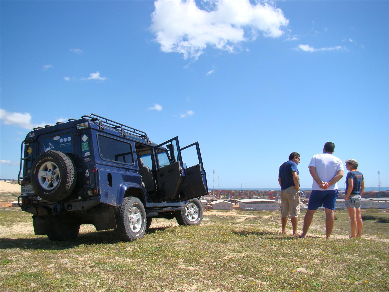 Land Rover da 4por4 Adventure