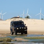 Land Rover da 4por4 Adventure