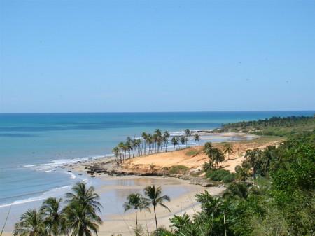 A Praia de Lagoinha merece ser visitada com mais tempo