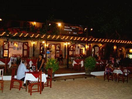 Restaurante Leonardo Da Vinci - Jericoacoara