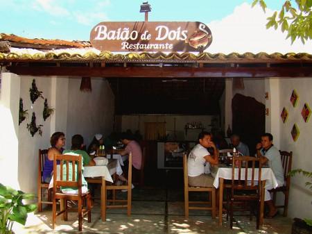 Restaurante Baião de Dois, Jericoacoara