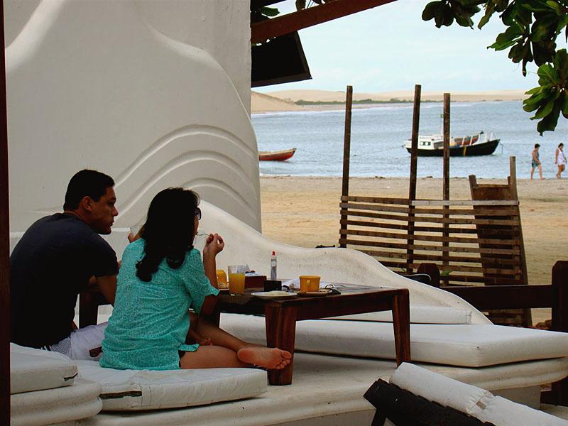 Café da Manha do My Blue Hotel