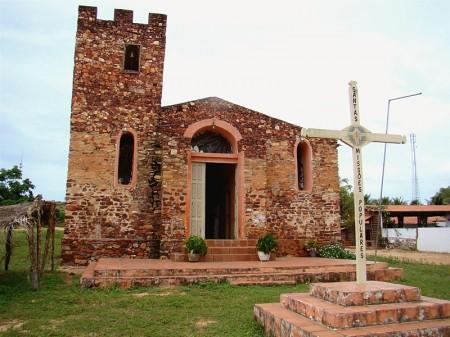 Igreja de Jericoacoara
