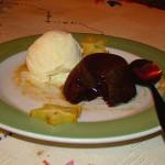 Petit Gateau - Restaurante Chocolate