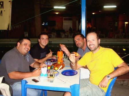 Encontro com blogueiros em Fortaleza