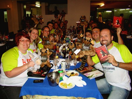 Jantar-Show na Churrascaria Rafain em Foz do Iguaçu