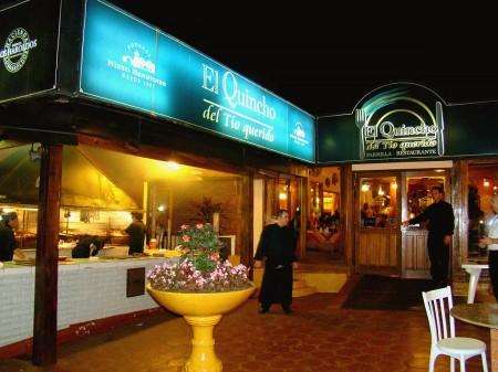 Restaurante El Quincho del Tio Querido - Música típica e Wi-Fi Grátis!
