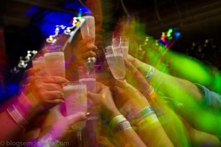 Um brinde ao #BlogTurFoz no Ono Teatro Bar