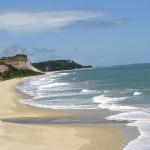 Praia com Falésias - Village Club Med Trancoso