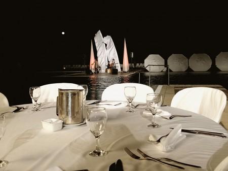 Música ao Vivo durante Jantar na Piscina - Club Med Trancoso