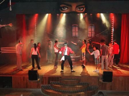 Show Cover do Michael Jackson - Club Med Trancoso