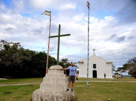 Igreja de São João Batista - Trancoso Bahia