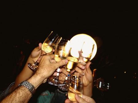 Um brinde a vida! - Club Med Trancoso