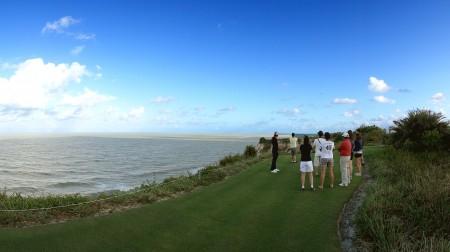 Vista Panorâmica do Buraco 14 - Terravista Golf Course - Club Med Trancoso