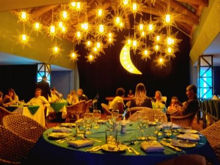 Restaurante Lua - Club Med Trancoso