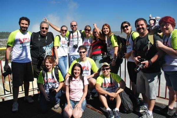Os 14 Blogueiros do #BlogTurFoz 2011