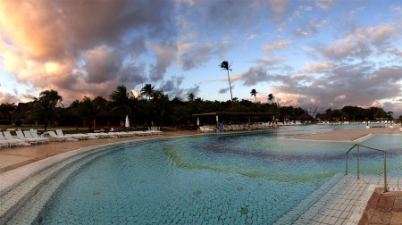 Área da Piscina - Club Med Trancoso