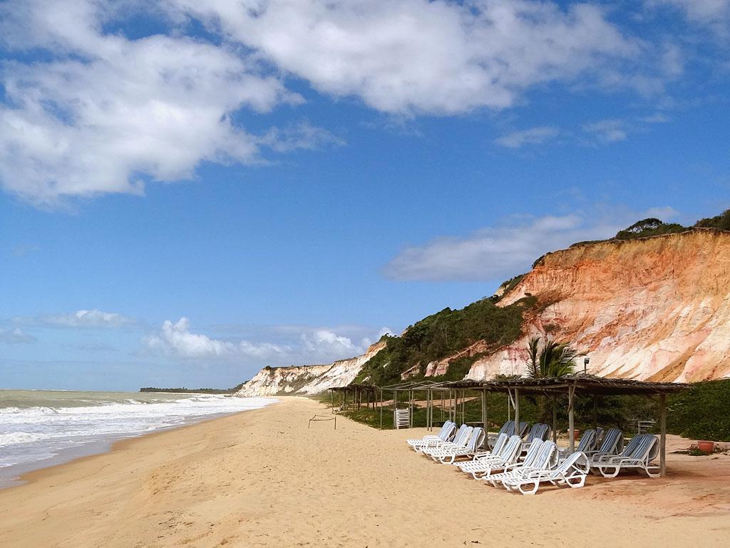 Praia do Taípe - Club Med Trancoso