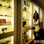 Clarissa Donda (@Dondeandoporai) visitando o IMS