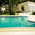 Piscina e Jardim do Instituto Moreira Salles