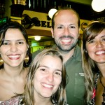 Blogueiros reunidos no Boteco Belmonte - RJ