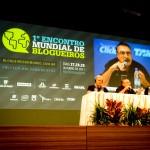 Mesa de debates do BlogMundoFoz
