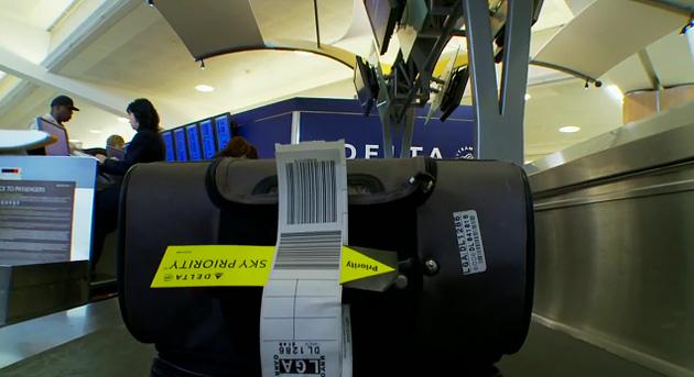 App da Delta acha a bagagem perdida pra você